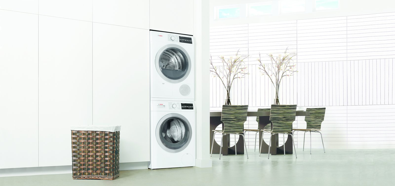 Bosch\'s Streamlined Kitchen and Laundry Appliances Are Made for ...