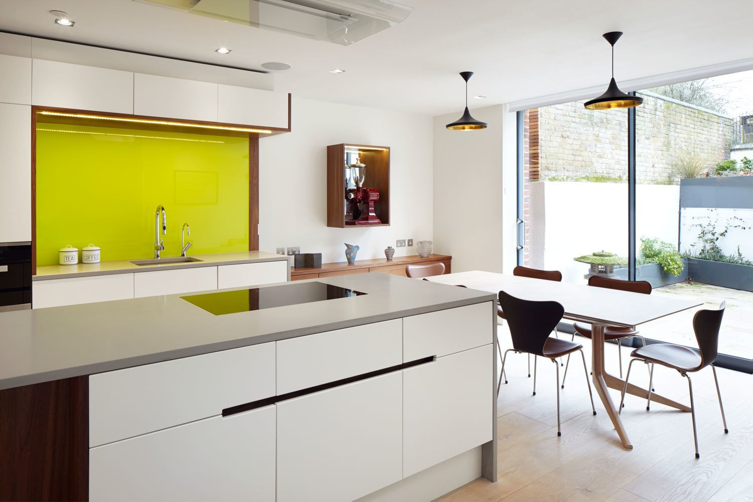 Articles about 5 modern kitchen design inspirations part two on Dwell.com