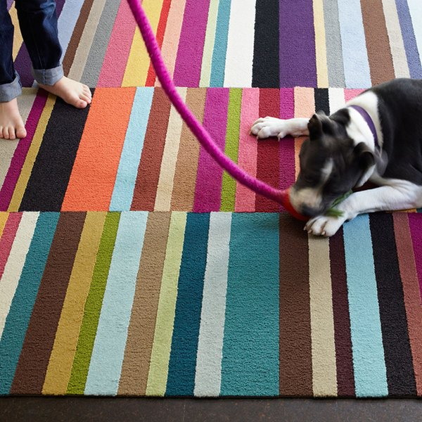 Ditch The Area Rug This Easy Modular Carpet System Has