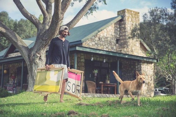 Salvaged Outdoor Gear Gets New Life, Thanks to a Surfer-Designer Duo