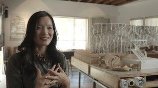 Porsche and Jenny Wu Talk Pioneering Design in a New Video