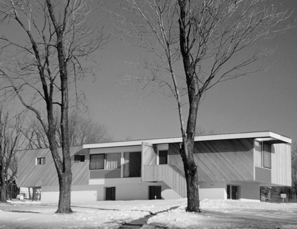 Snower House circa 1964.  Photo 4 of 16 in Kansas City Royal