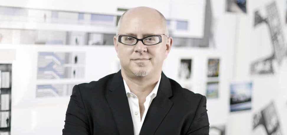 Photo 1 of 1 in Meet Todd Bertsch, Architect Behind Porsche's Bold New Headquarters