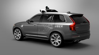 Tired of Driving? Let Volvo and Uber Take Care of Your Commute