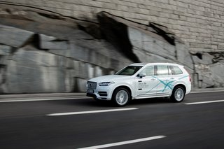 Volvo's SPA technology along with their developments in electrification appealed to Uber.