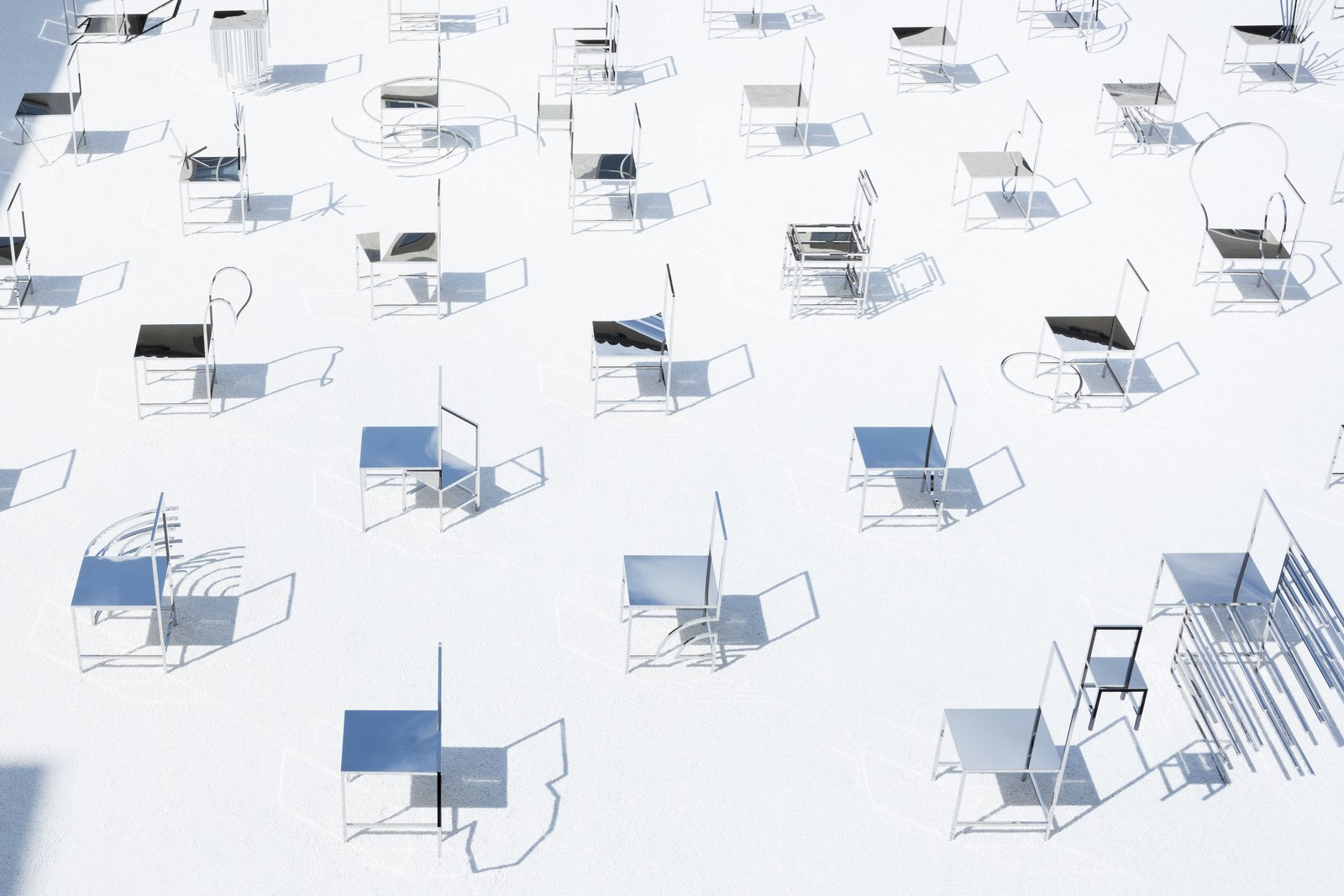 Photo 1 of 7 in Pull Up a Chair: An Interview With Designer Oki Sato