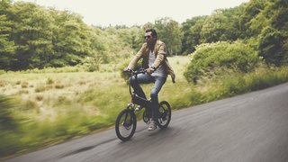 The Training Wheels Are Off for This New Electric Bike