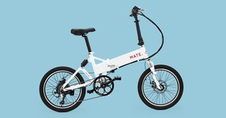 The bike took two years to design and develop prototypes. Michael and Carton made sure to the find the right manufacturers to produce the electric bike.
