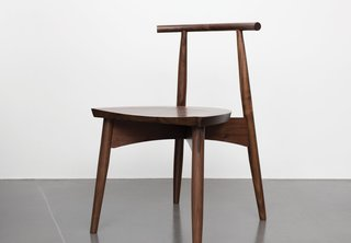 A Chair That Shows How Tech and Craft Come Together