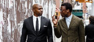 Designer Ini Archibong Finds A Patron in Actor Terry Crews