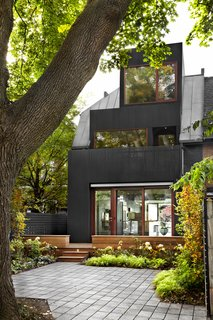 The 3,000-square-foot home included a renovation and addition.