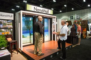 NanaWall bifolding glass walls provide flexible architectural openings for home and commercial projects.