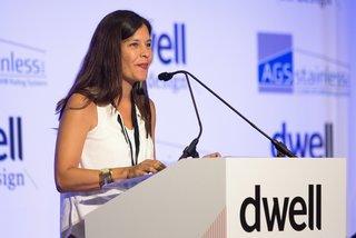 Christine Martin, cofounder of Decorilla, addressed digital technology's impact on the industry.