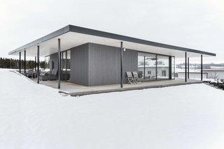 10 Inspiring Houses - Photo 5 of 10 - Via Architizer, photo by VIO WAKOLBINGER ASTEN 4481.