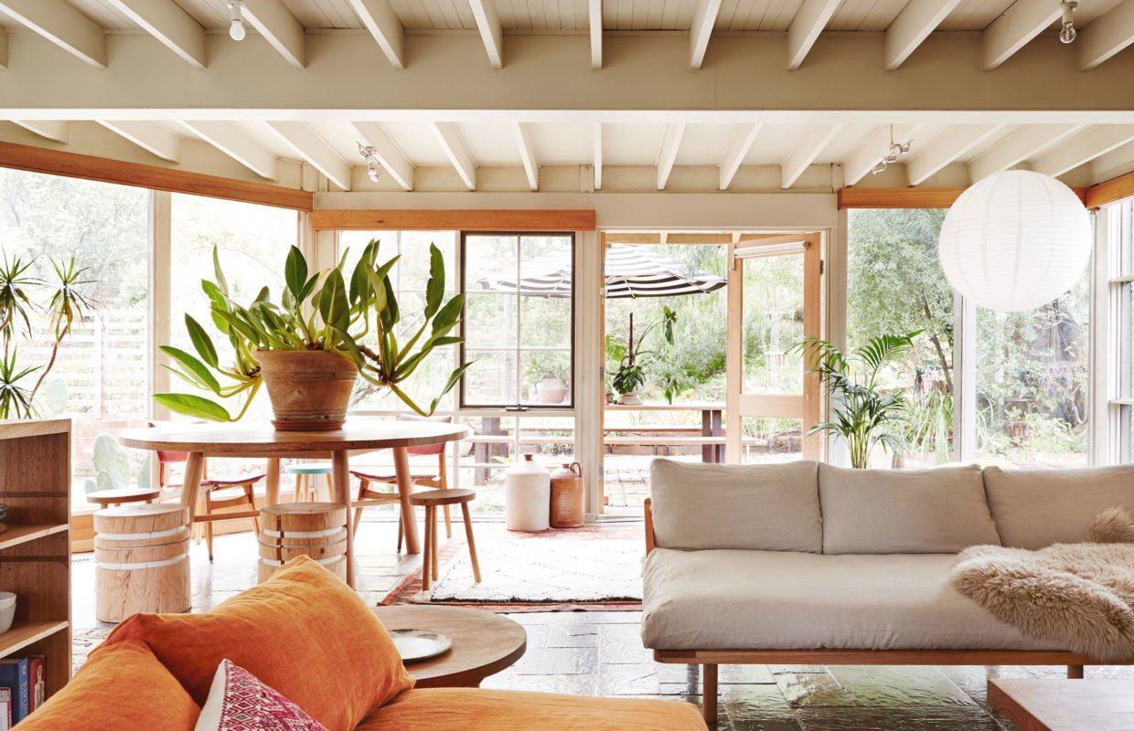 Via Curbed and The Design Files, photo by Annette O'Brien.  Photo 10 of 11 in 10 Inspiring Houses