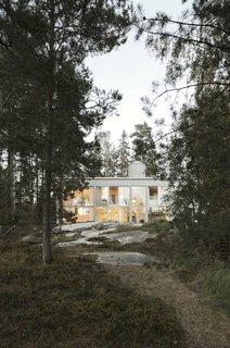 Via Architizer, photo by Mikael Olsson