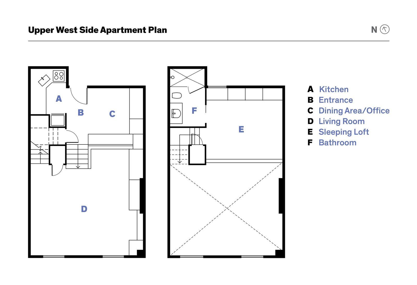 Photo 9 of 9 in A 16-Foot-Wide Triplex Is Cleverly Reconfigured to Feel Extra Spacious