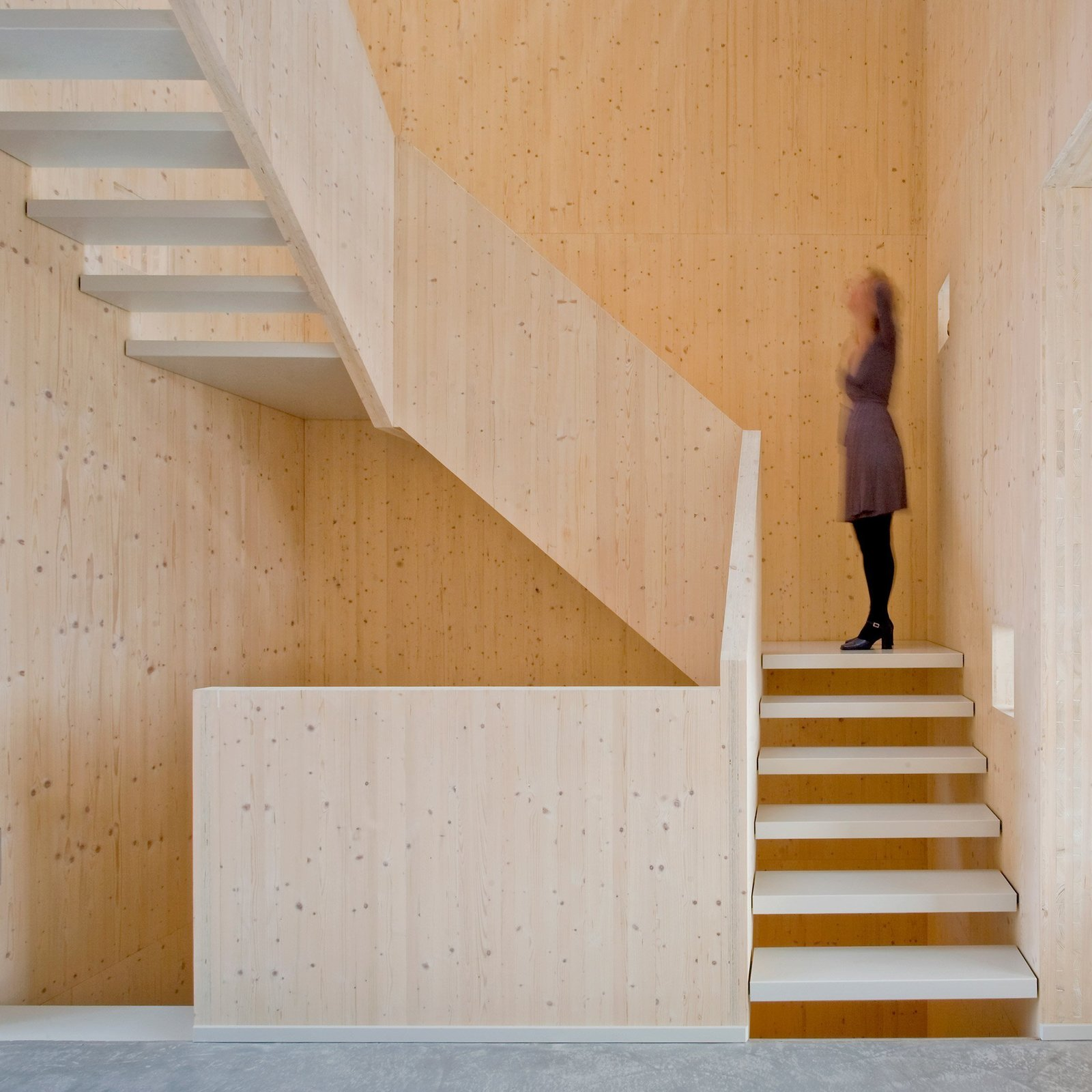Via Dezeen, photo by Marcel van der Burg  Photo 6 of 11 in This Week's 10 Best Houses
