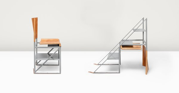 What if Furniture Worked Like a Swiss Army Knife?