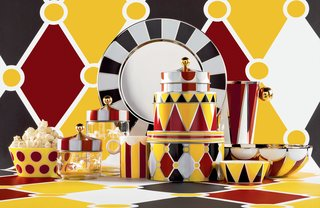 Alessi and Marcel Wanders Let The Circus Run Wild In Their Latest Collaboration