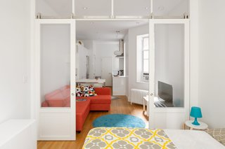 This 390-Square-Foot Renovation Is Compact Yet Comfortable in Greenwich Village