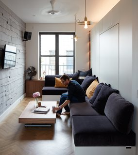 Small Space Living in a SoHo Apartment - Dwell