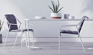 Modern by Dwell Magazine Outdoor Dining Chair