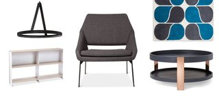 5 Picks to Refresh Your Living Room With the New Dwell x Target Collection