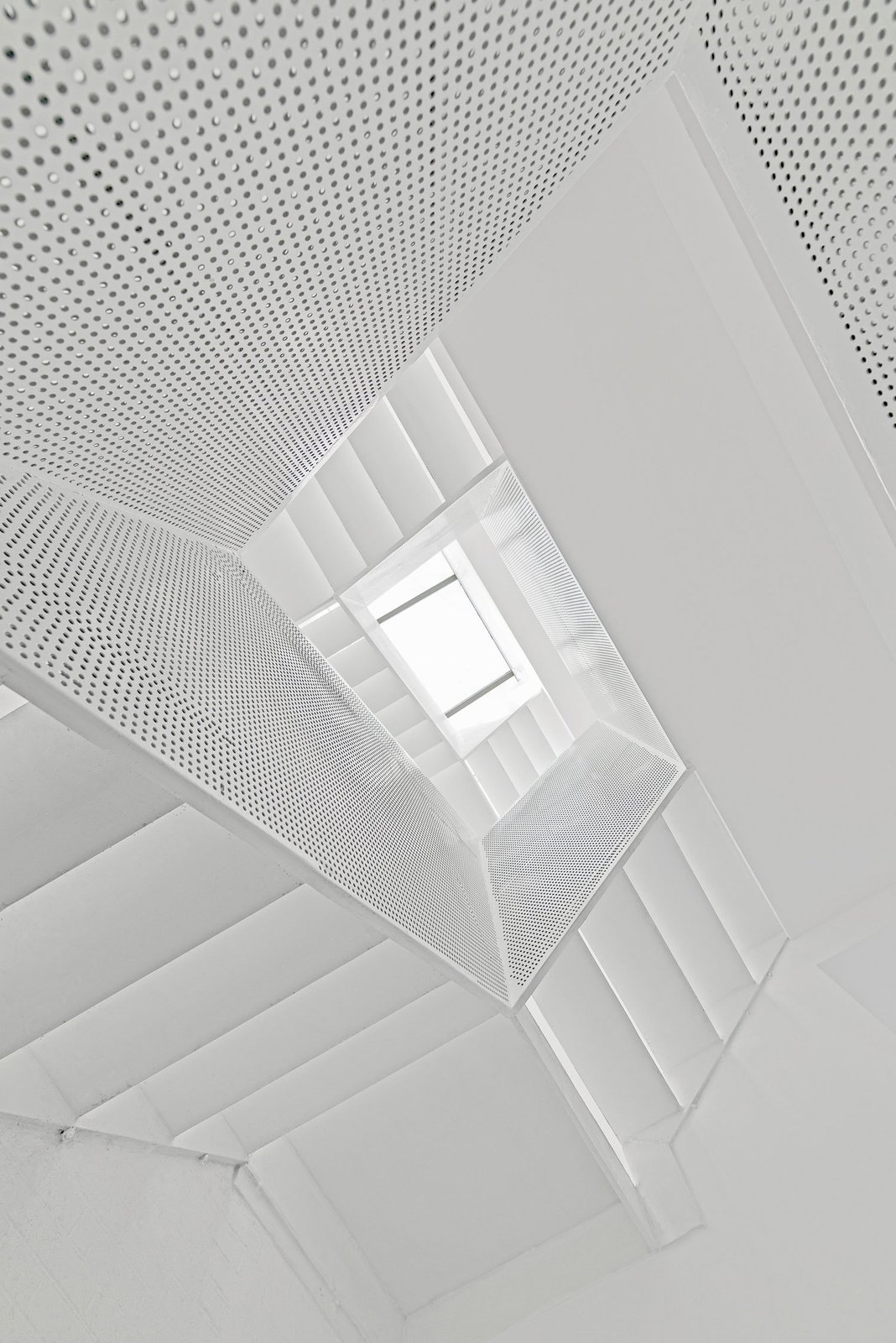 White House by Arch Studio  Photo 3 of 10 in How to Bring Light Into Dark Spaces