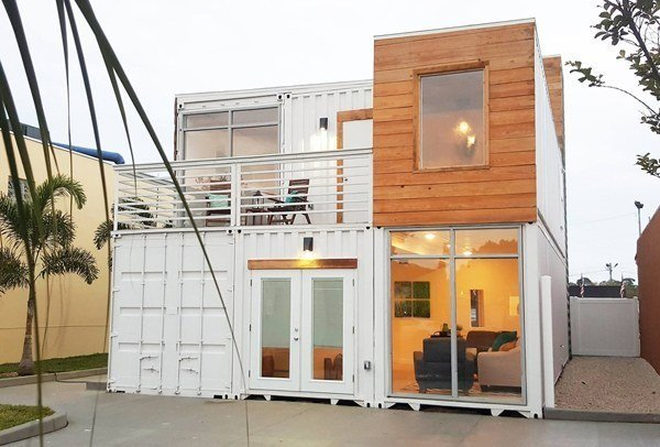 photo 14 of 17 in 16 prefab shipping container home companies in the united states