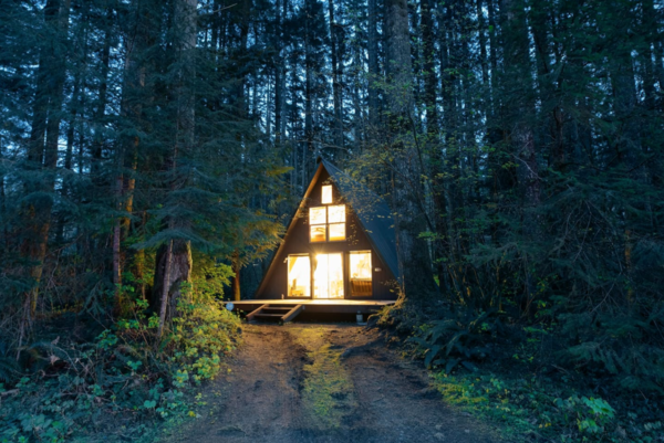 Alfie the A-Frame and 10 Other A-Grade Accommodations