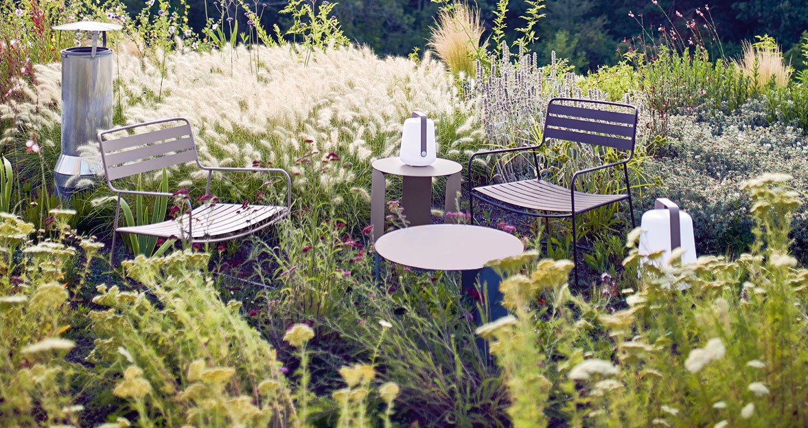 Photo 1 of 6 in Extend Your Time Outside With These 6 Innovative Lighting Designs For Your Outdoor Space