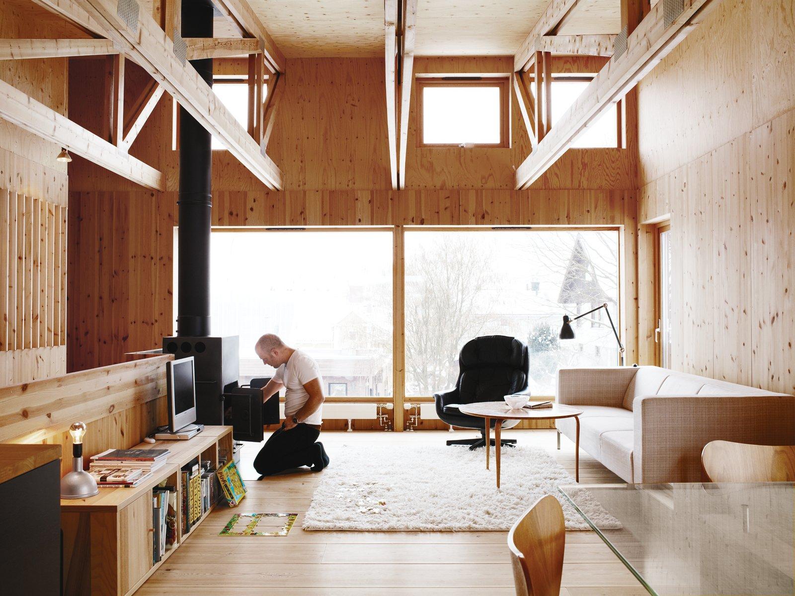 Photo 1 of 11 in 10 Warm Wood Floors
