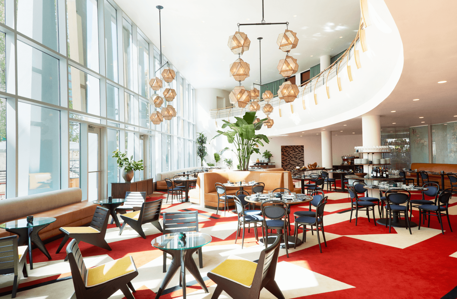 Follow Us To 10 Midcentury Modern Inspired Hotels Around The Globe