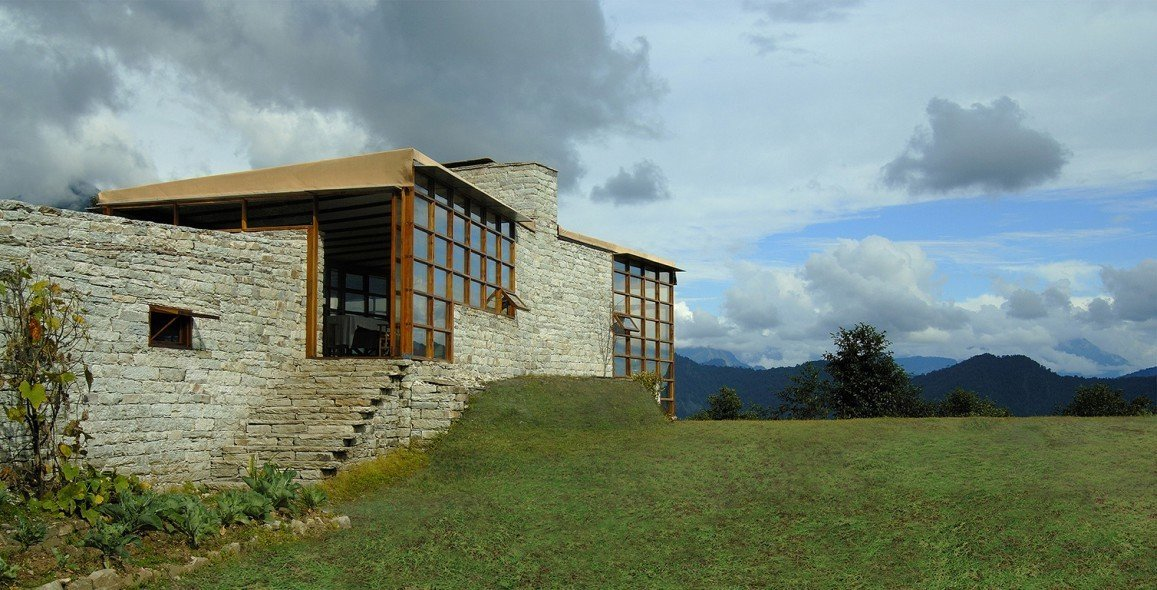 Photo 1 of 13 in Hide Out in One of These Asian Retreats That Are Immersed in Nature
