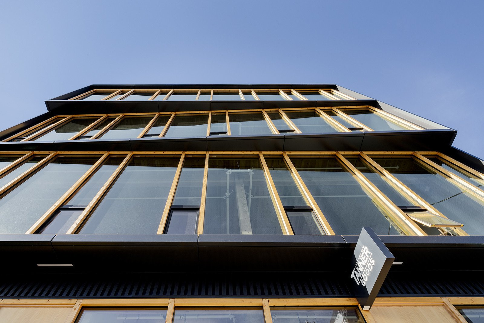 Photo 1 of 9 in Albina Yard—Pioneering the Future of Sustainable Mass Timber Construction