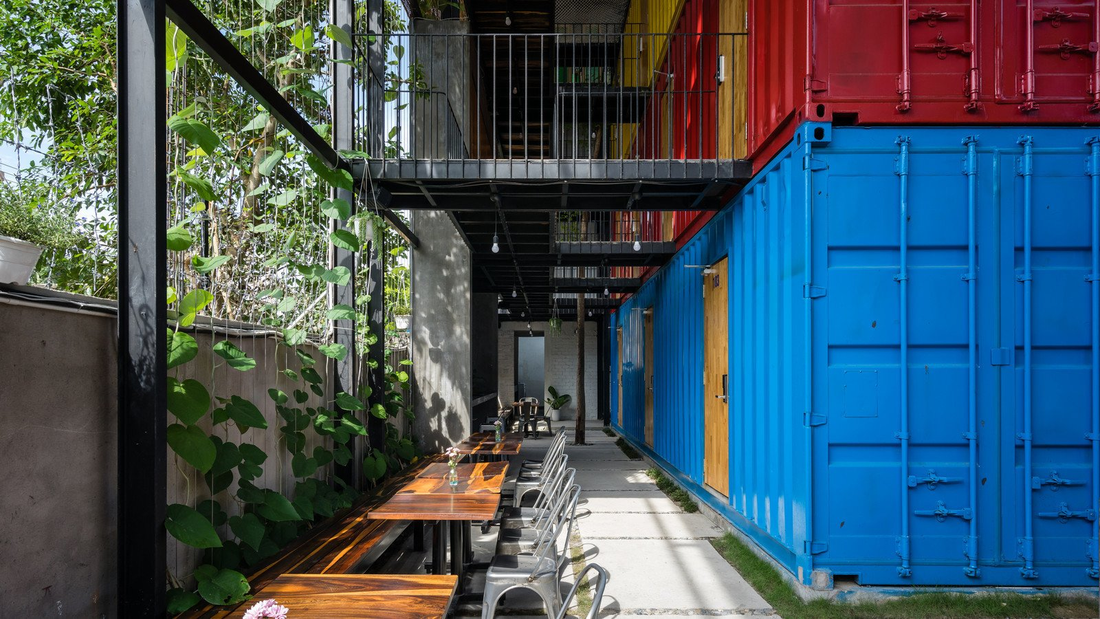 6 Well Designed Hostels For The Minimalist Traveler Dwell