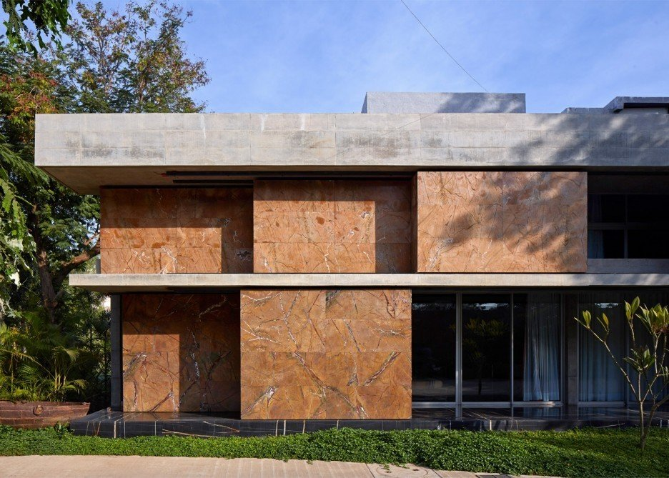 Exterior, Glass Siding Material, Flat RoofLine, Concrete Siding Material, and Stone Siding Material  Photo 3 of 24 in Shape-Shifting Architecture: 10 Buildings That Move or Change Form
