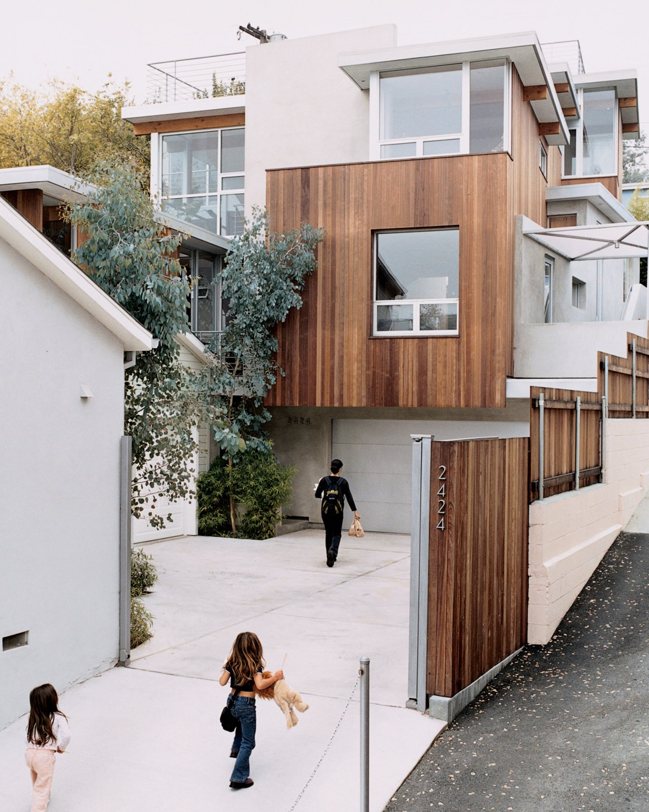Photo 8 of 8 in 8 Modern Driveways
