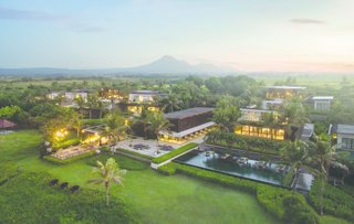 A Modern Bali Resort That's Inspired by the Local Landscape and Culture - Photo 3 of 8 -