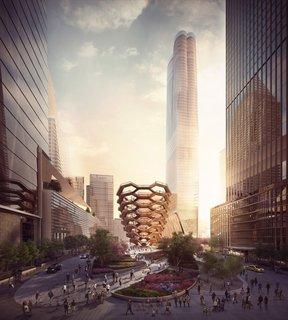 A New Kind of Public Landmark: New York's Interactive Centerpiece by Heatherwick Studio