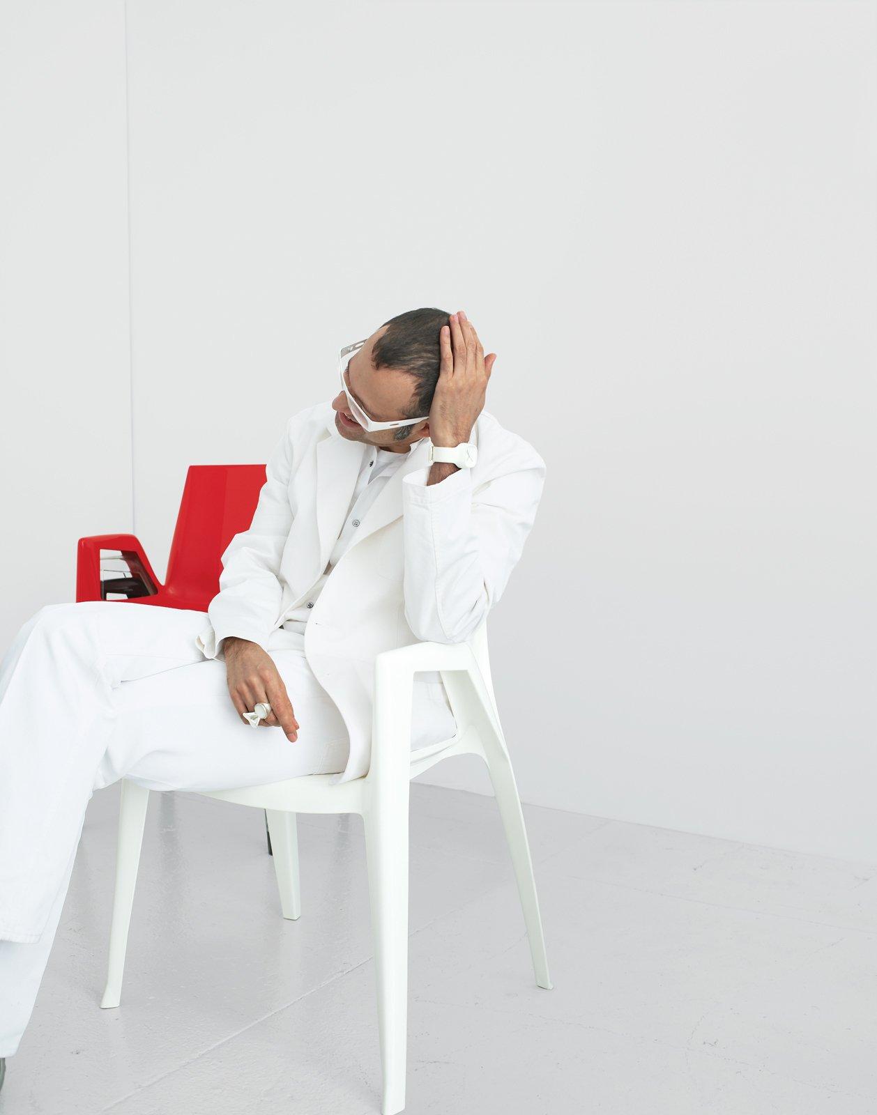 Karim Rashid  Photo 2 of 4 in Karim Rashid Picks the Top 4 Luxury Plastic Chairs