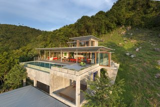 Take a Trip to This Photographer-Designed Concrete Home in Thailand - Photo 1 of 10 -