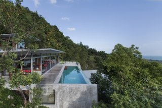 Take a Trip to This Photographer-Designed Concrete Home in Thailand - Photo 4 of 10 -