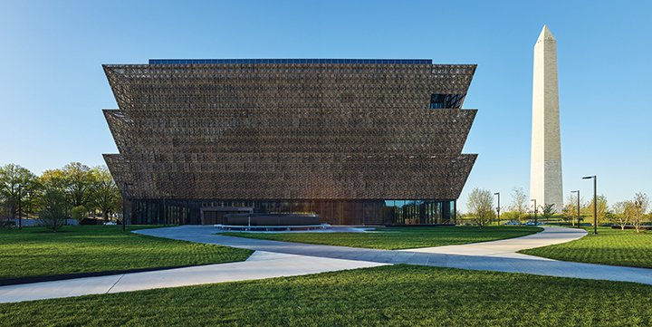 Photo 1 of 4 in David Adjaye on the National Museum of African American History and Culture in Washington, D.C.