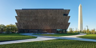 David Adjaye on the National Museum of African American History and Culture in Washington, D.C.