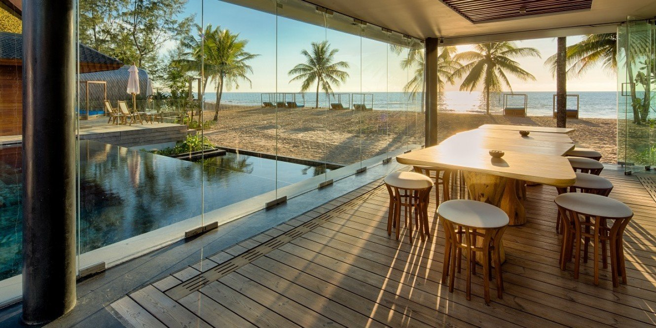 Photo 11 of 11 in Escape to a Thai Beach House That Showcases the Work of Multiple Contemporary Designers