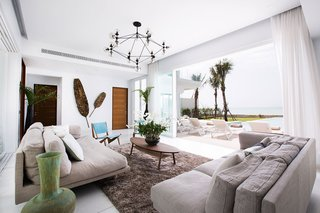 Escape to a Thai Beach House That Showcases the Work of Multiple Contemporary Designers