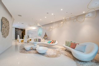 Escape to a Thai Beach House That Showcases the Work of Multiple Contemporary Designers - Photo 9 of 10 -