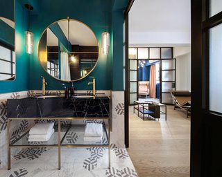 See How This Colorful Hong Kong Apartment Was Made to Feel Bigger Than it Actually Is - Photo 7 of 7 -